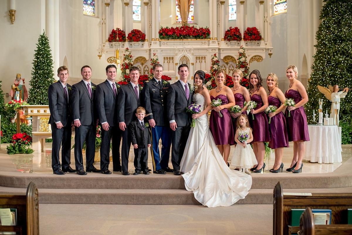Bay city wedding
