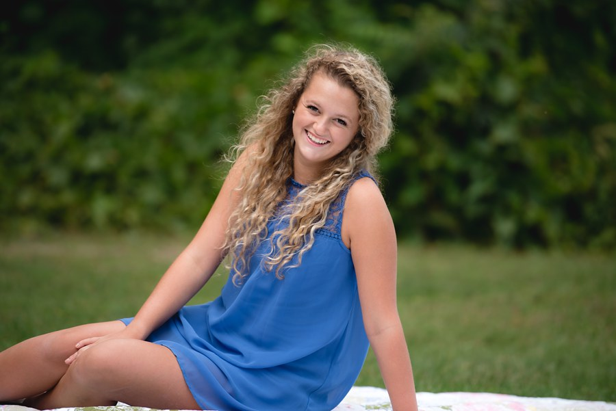 Kendall Pahl St. Charles High School Senior Session Tawas