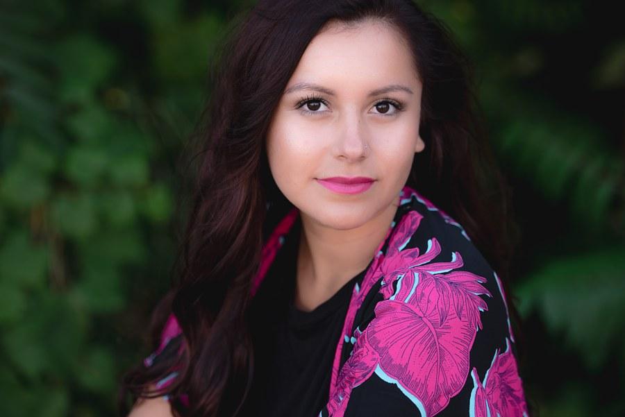 Amariana Medina Bay City Michigan Senior Portrait Photographer