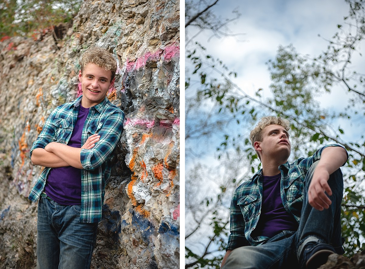 Denis Koepke Garber High School Senior Bay City Michigan Photographer