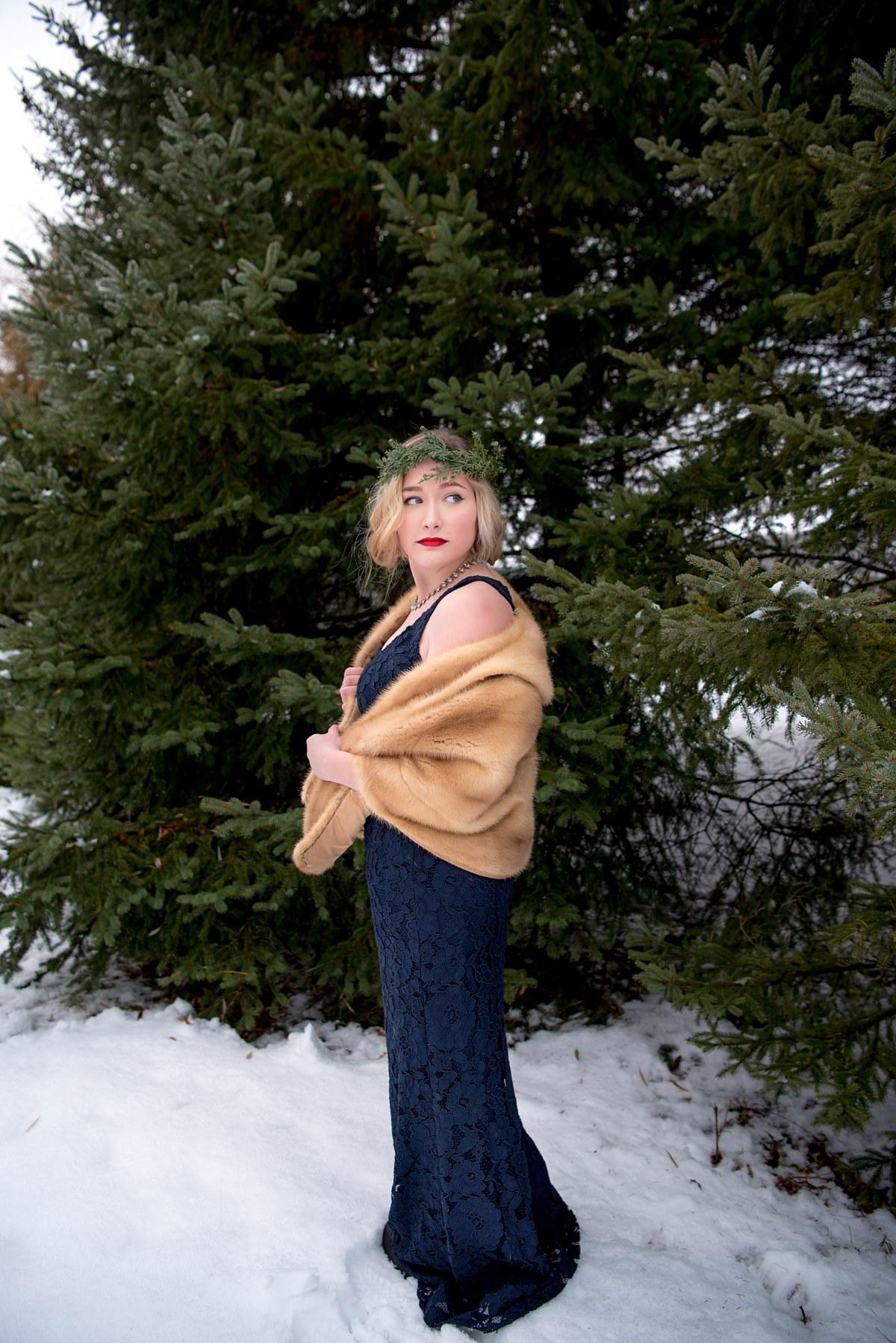 Kacy Vanderlooven Winter Shoot Valley Lutheran High School BSCseniors