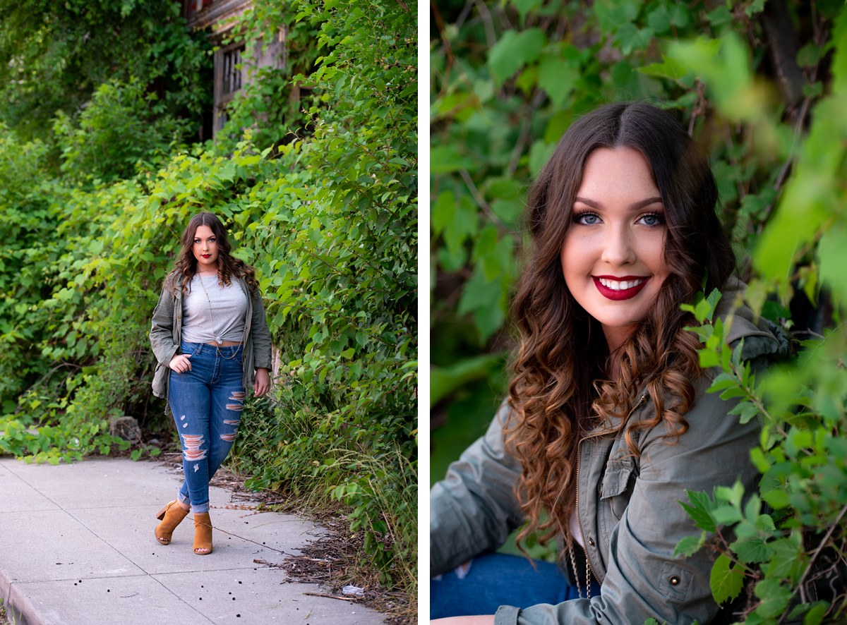 Becky Odell Meridian High School Detroit Michigan Senior Photography