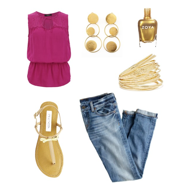 senior_style_what_to_wear_berry_gold
