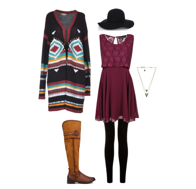 what to wear for fall senior portraits