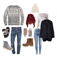 couples style :: what to wear :: hot cocoa picnic
