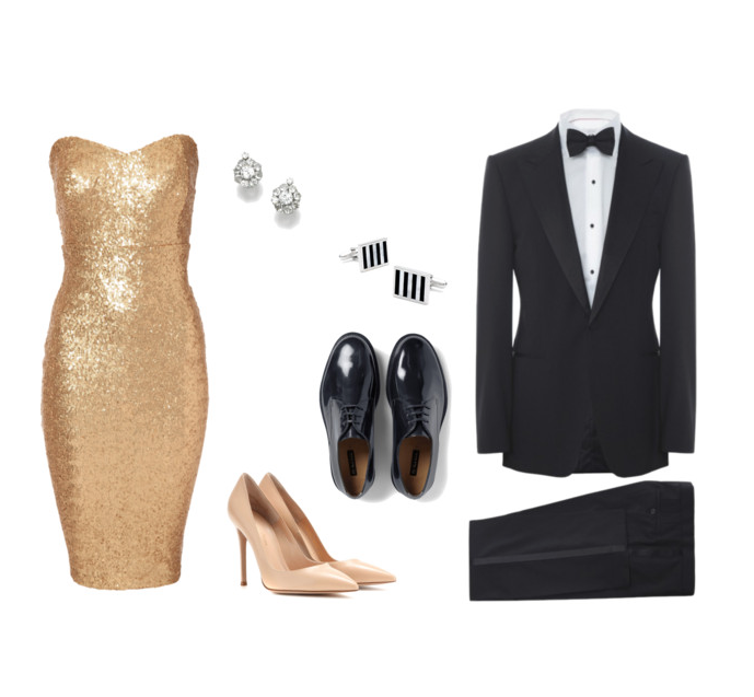 couples style :: what to wear :: new years eve