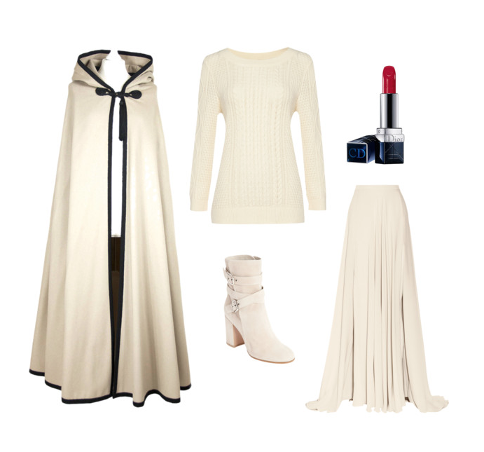 senior style :: what to wear :: BSC creative :: winter white