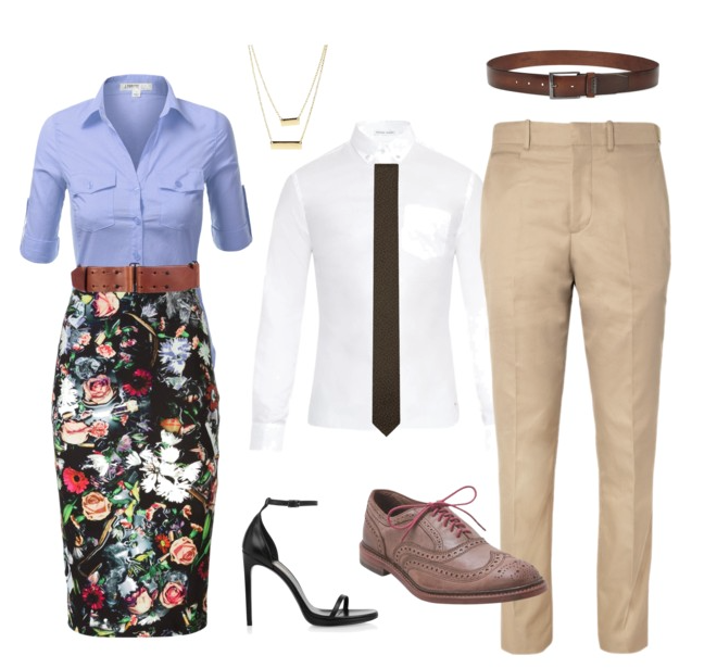 couples style :: what to wear :: spring lovin'