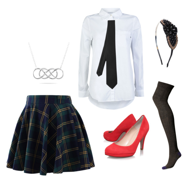 senior style :: what to wear :: queen B