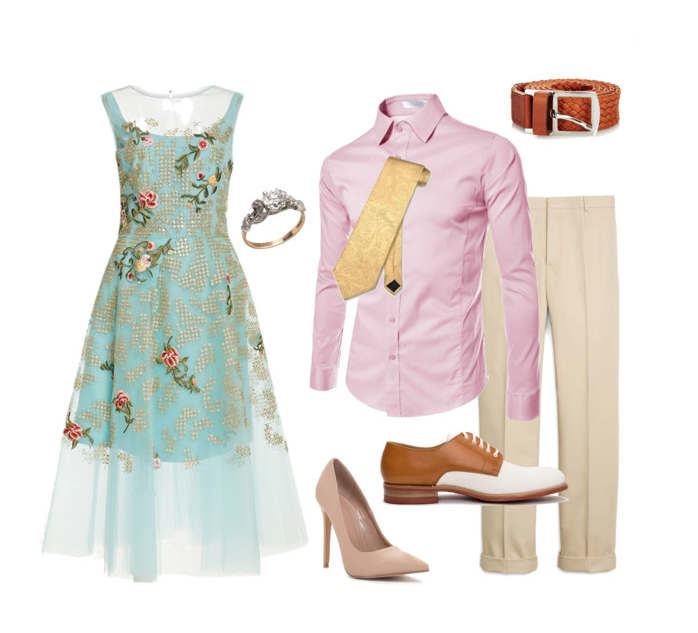 couples style :: what to wear :: spring has sprung