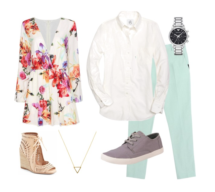 couples style :: what to wear :: summer style