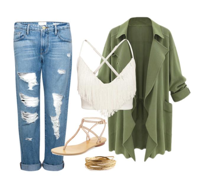 senior style :: what to wear :: bit bohemian
