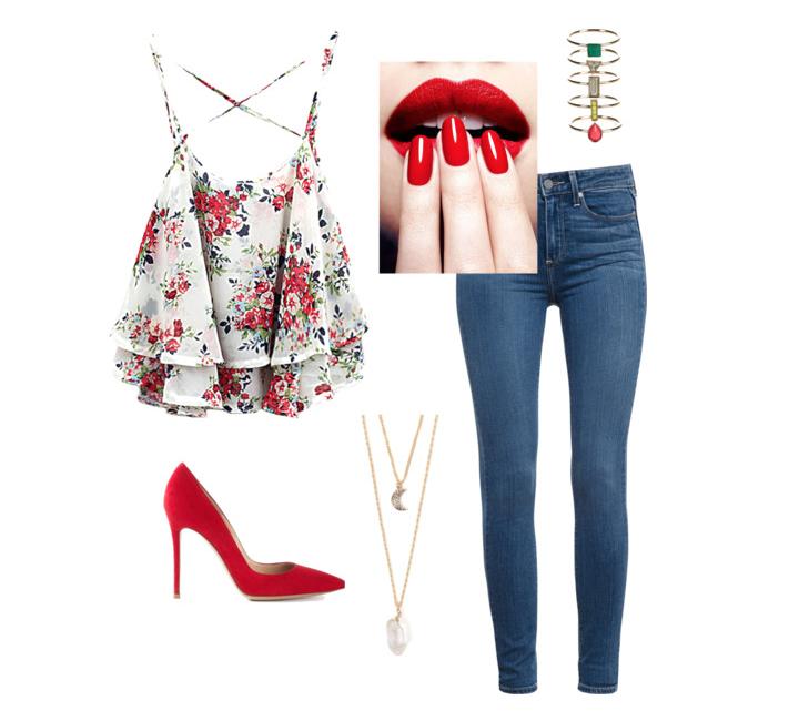 senior style :: what to wear :: cherry season