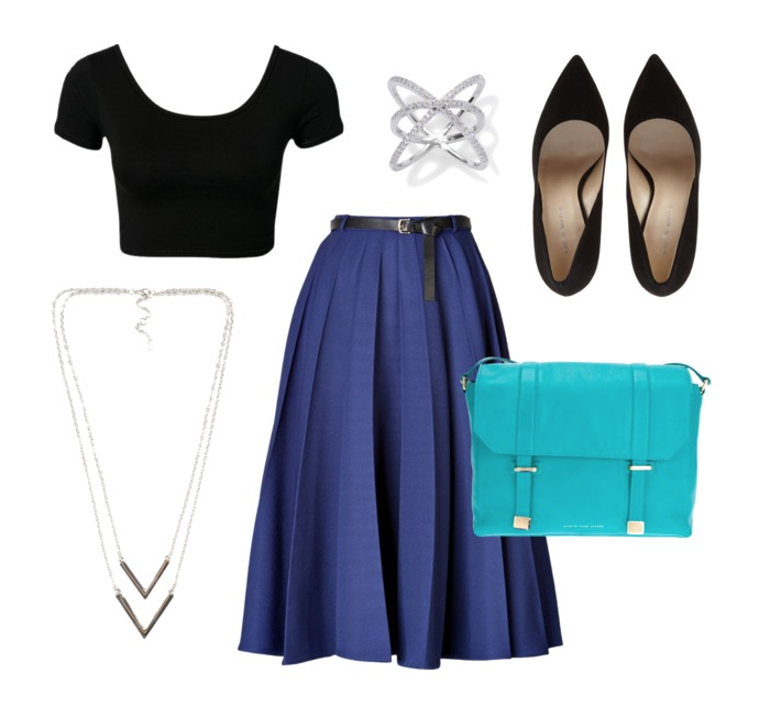 senior style :: what to wear :: spring in the city