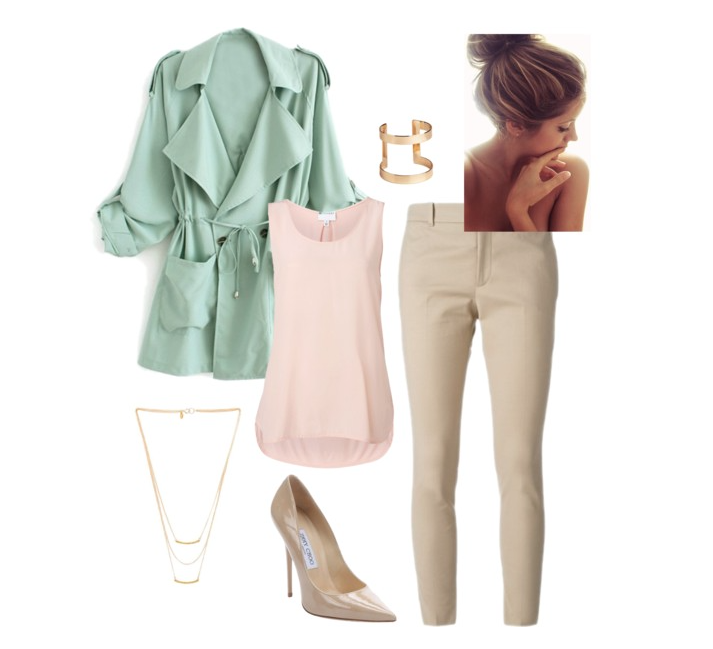 senior style :: what to wear :: spring thaw