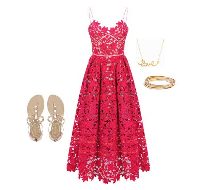 senior style :: what to wear :: summer elegance