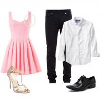 couples style : what to wear : dirty dancing