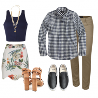 couples style : what to wear : indian summer