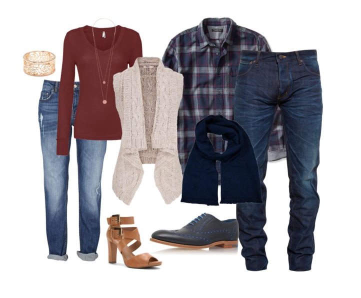 couples style : what to wear : september 1st