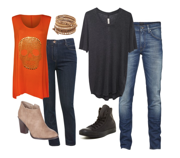couples style : what to wear : sunday funday