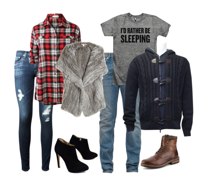 couples style : what to wear : winter is near